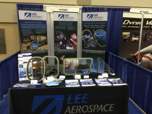 Lee Aerospace at the Great Lakes Aviation Conf & Expo in Booth #503