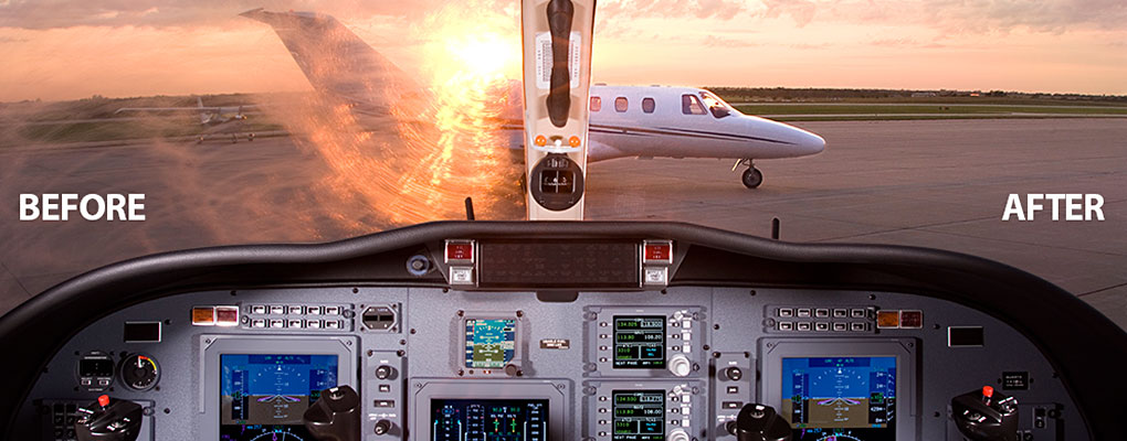 Aircraft Window Repair, Windshield Repair - Lee Aerospace