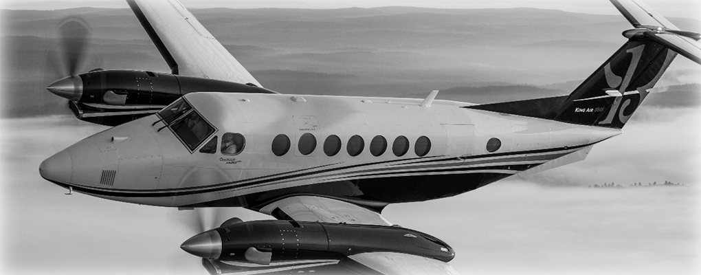 Beechcraft King Air Anti-Fog Windows