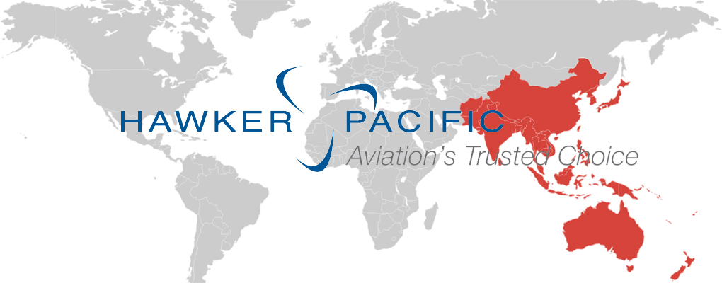 Hawker Pacific Lee Aerospace Distributor