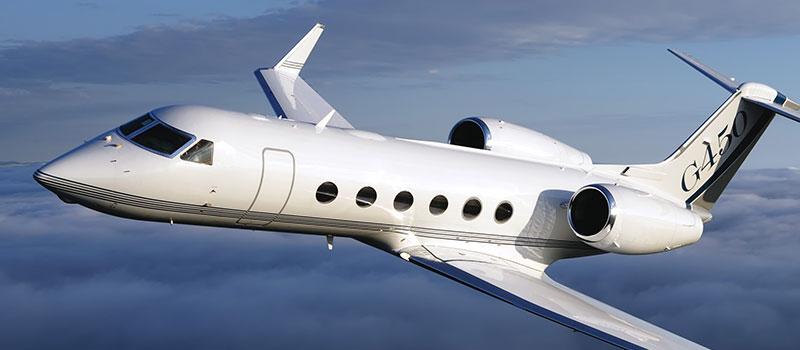 Gulfstream GV, G350, G450 & G550 replacement windows