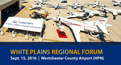 NBAA Regional Forum White Plains NY
