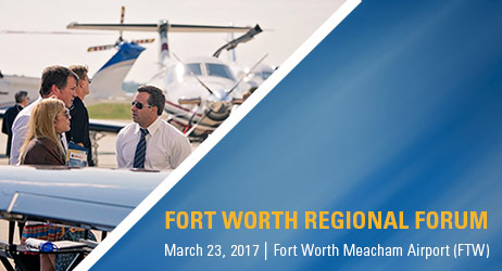 NBAA Fort Worth Regional Forum