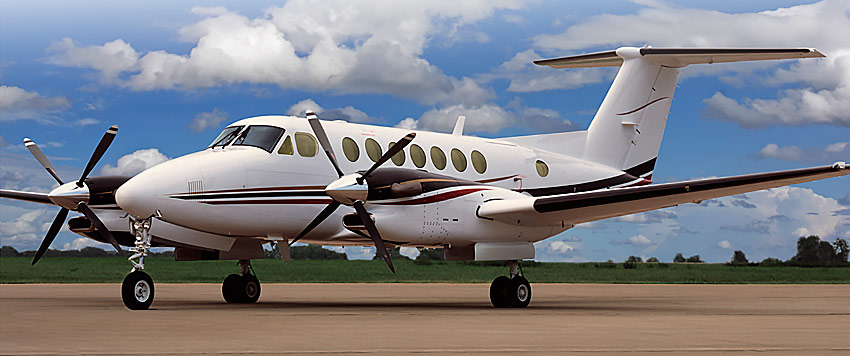 Beechcraft King Air CoolView Replacement Windows