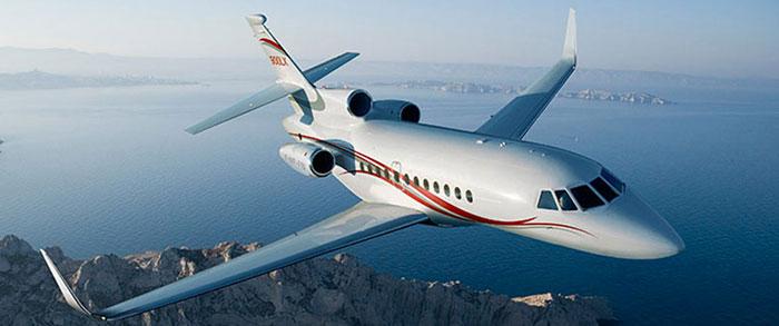 Dassault Falcon replacement windows