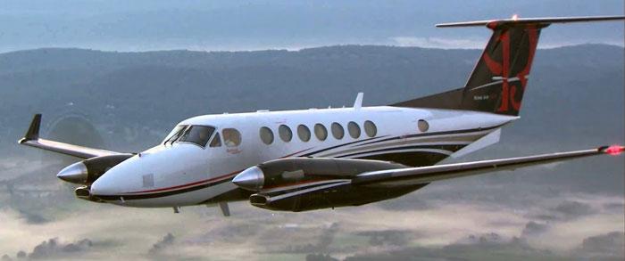Beechcraft King Air replacement windows