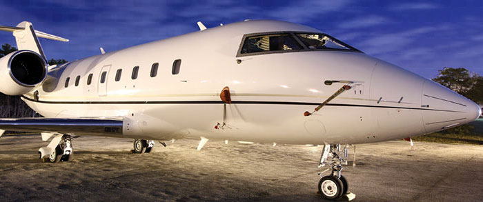 Challenger 600 replacement windows