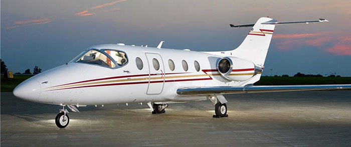 Hawker 400XP replacement windows