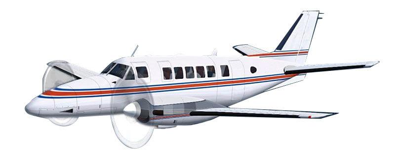 Beechcraft 99 replacement windows