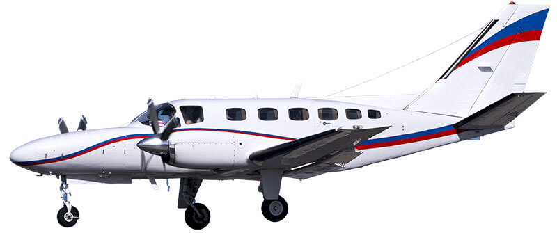 Cessna Conquest replacement windows